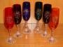 6 flutes couleur ZAWIERCIE