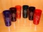 6 verres Tumber couleur ZAWIERCIE