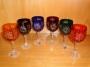 6 verres à eau couleur ZAWIERCIE