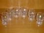 6 verres liqueur L006