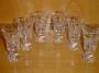 6 verres liqueur L009
