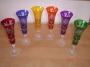 6 Flutes de couleur WK 006