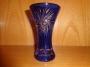 Petit vase bleu