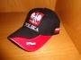 casquette noir rouge bis