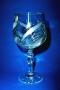 6 verres à vin w003